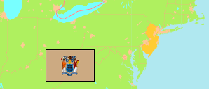 New Jersey (USA) Map